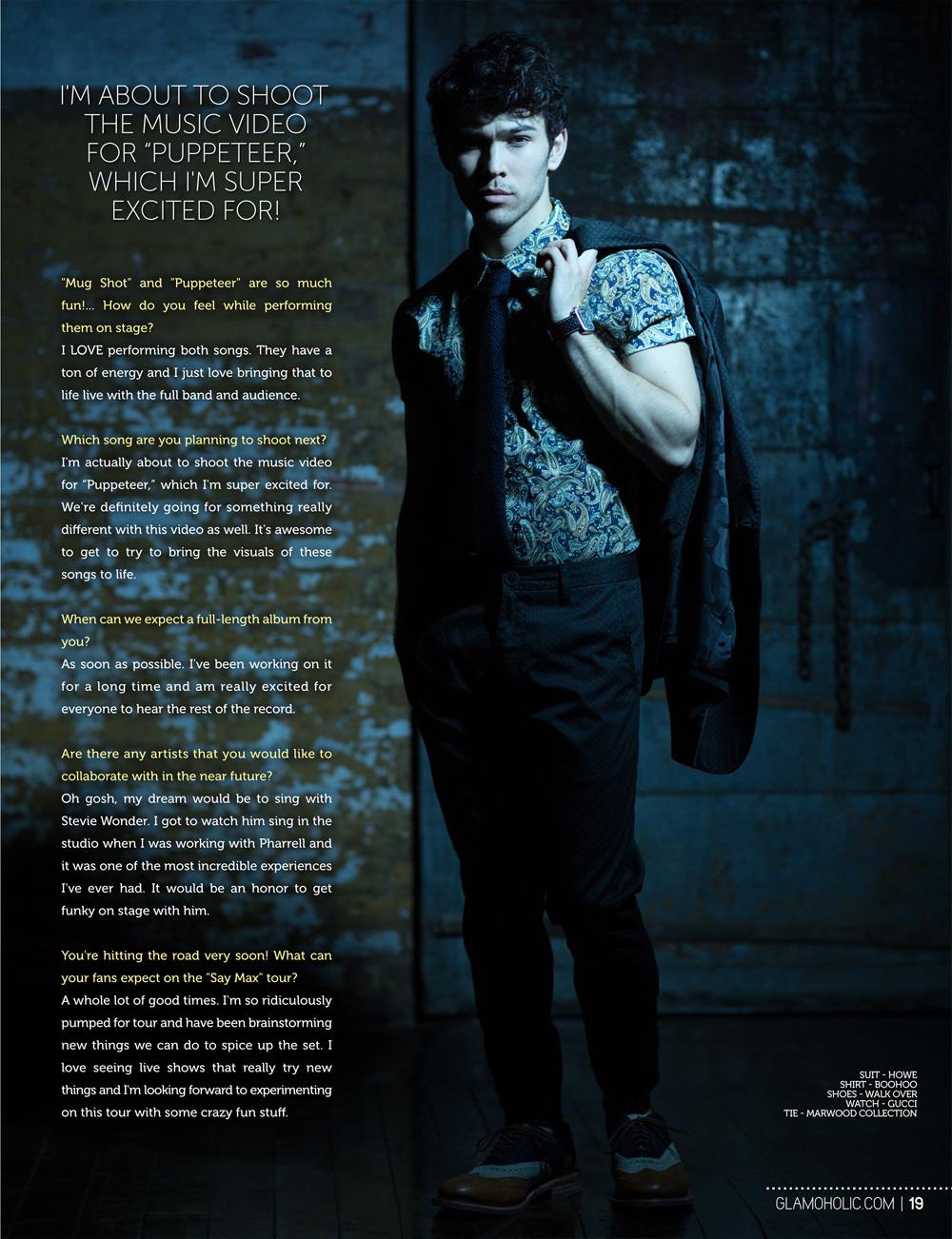 Christie Brinkley Commercial >> Max Schneider | Emily Soto | Fashion Photographer