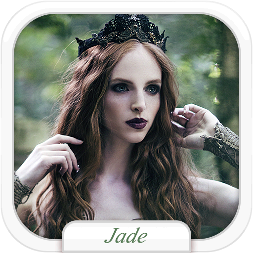 Jade Photoshop Action