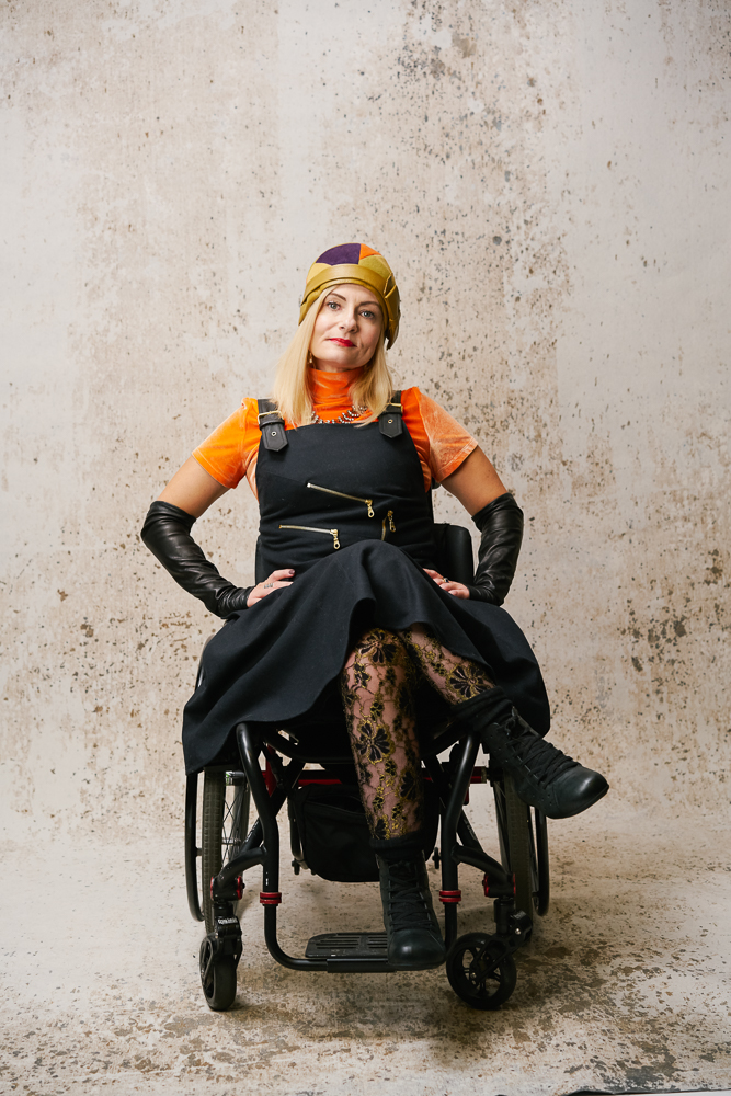 Emily Soto for International Day of Persons with Disabilities. 11